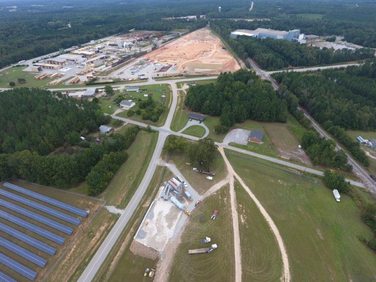 """""""Ballard Concrete Batch Plant #2 Warrenton GA"""